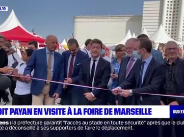 Marseille: la 96e édition de la foire de Marseille est lancée