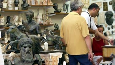 La Grèce veut augmenter ses recettes de TVA liées à l'activité touristique.