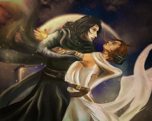 Kylo Ren et Rey