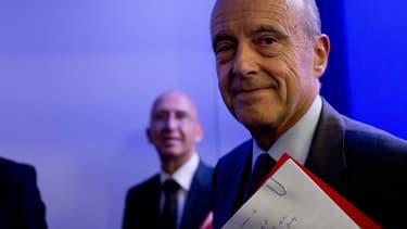 Alain Juppé, le 16 septembre 2014.