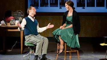"""Lorie Pester est Eliza Doolittle dans """"Pygmalion"""" au Théâtre 14"""