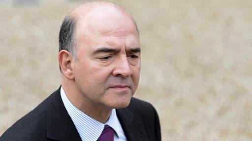 Pierre Moscovici va utiliser le projet de loi de réforme bancaire pour mener l'offensive sur l'évasion fiscale.