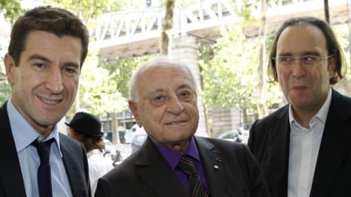 Matthieu Pigasse, Pierre Bergé et Xavier Niel deviendront bien les nouveaux patrons du Nouvel Observateur.