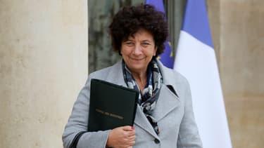 La ministre de l'Enseignement supérieur Frédérique Vidal, le 30 octobre 2019 à Paris.