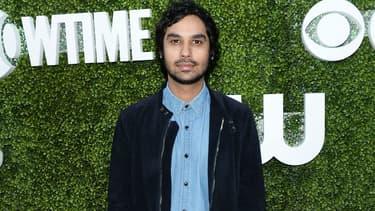 Kunal Nayyar à Los Angeles en 2016