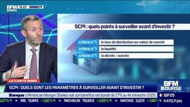 Jonathan Dhiver (MeilleureSCPI.com) : Quel impact de la crise sur les rendements 2020 des SCPI ? - 20/01