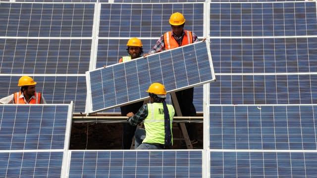 Doubler la part des énergies renouvelables dans le mix mondial permettrait d'économiser l'équivalent du PIB japonais chaque année selon l'Irena. (image d'illustration)