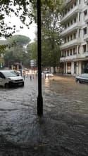 Montpellier sous les eaux - Témoins BFMTV
