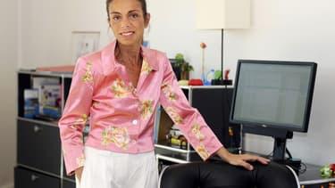 Agnès Saal avait succédé à Mathieu Gallet à la tête de l'Ina en mai 2014, avant d'être forcée à la démission.