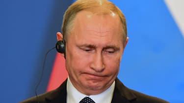 Vladimir Poutine, le 2 février 2017.