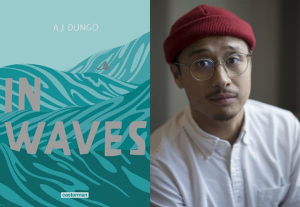 AJ Dungo, l'auteur de In Waves