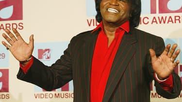 James Brown en 2002
