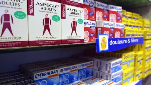 Les ventes de médicaments sans ordonnance représentent plus de 2 milliards d'euros.