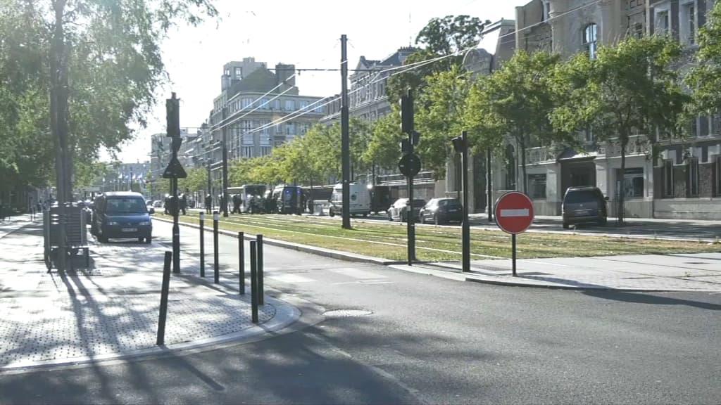 Prise d'otage en cours dans le centre-ville du Havre