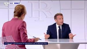 "Emmanuel Macron estime que la rentrée des classes de septembre sera ""quasi normale"""
