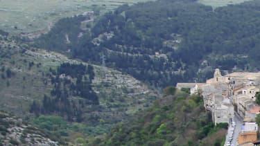 Ce meurtre s'est passé dans la province sicilienne de Ragusa.