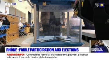 Élections municipales à Lyon: taux de participation en baisse à la mi-journée, les électeurs partagés sur le maintien du scrutin