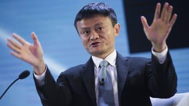 """Le milliardaire chinois Jack Ma va s'associer au réalisateur américain Steven Spielberg pour produire et distribuer des films via un partenariat """"stratégique"""" entre leurs groupes respectifs."""