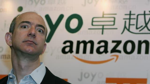 Une boutique à tout vendre sur internet, le rêve de Jeff Bezos depuis le lancement d'Amazon en 1995
