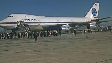 La Pan Am fut l'une des premières compagnies aériennes à miser sur le très gros porteur de Boeing dont sa flotte fut équipée dès 1970.