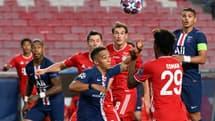 UEFA Champions League : le Français Kingsley Coman (Bayern Munich) marquait le premier but du fameux match de finale du 23 août 2020 qui opposait le Paris Saint-Germain au Bayern Munich.