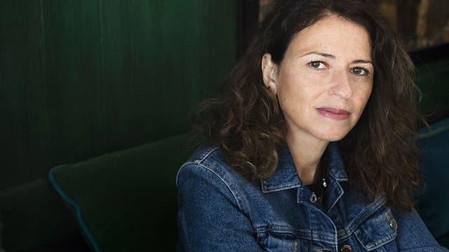 L'écrivaine Karine Tuil en juin 2019.