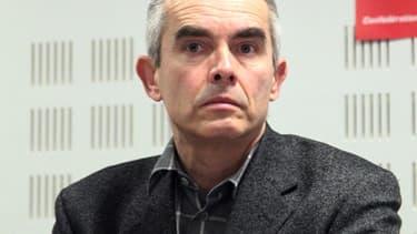 Yves Veyrier est le membre le plus ancien du bureau confédéral.