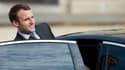 Emmanuel Macron a longtemps défendu la stratégie de l'Etat, notamment sa montée au capital de Renault.