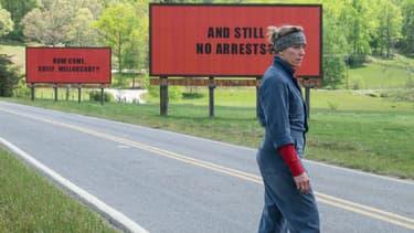 """Frances McDromand dans """"3 Billboards, les Panneaux de la vengance"""", en salles le mercredi 17 janvier."""