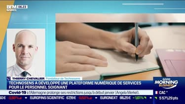 La  pépite : Technosens accompagne numériquement les gestionnaires d'Ehpad et de résidences séniors  par Lorraine Goumot - 26/11