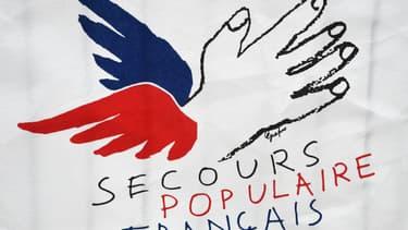 Le logo du Secours populaire