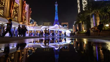 Réputé pour ses casinos et sa réplique de la Tour Eiffel, Macao devrait enregistrer le PIB par habitant le plus élevé du monde en 2020