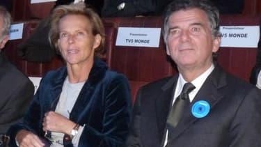 Christine Ockrent et Alain de Pouzilhac ont co-dirigé l'audiovisuel extérieur de 2008 à 2011