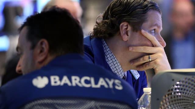 Les Bourses européennes chutent à l'ouverture
