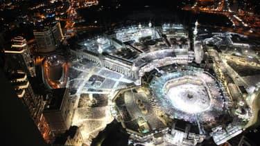 La Mecque, en juin 2017. (photo d'illustration)