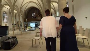 Des prêtres allemands bénissent des unions homosexuelles