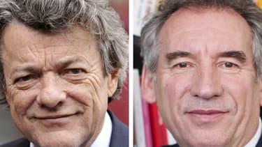 Jean-Louis Borloo et François Bayrou sont sur le point d'officialiser leur union.