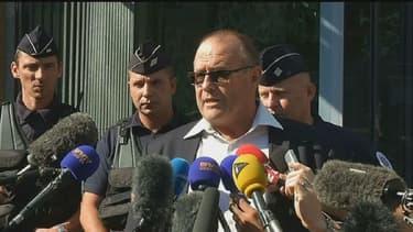 Chris Norman, un passager de 62 ans fait partie des hommes intervenus pour maîtriser l'homme armé à bord du Thalys.