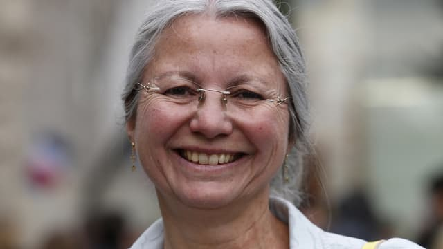 La députée La République en marche de l'Oise Agnès Thill, le 13 mai 2017 à Paris.