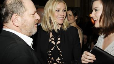 L'actrice Gwyneth Paltrow a dénoncé le comportement d'Harvey Weinstein.