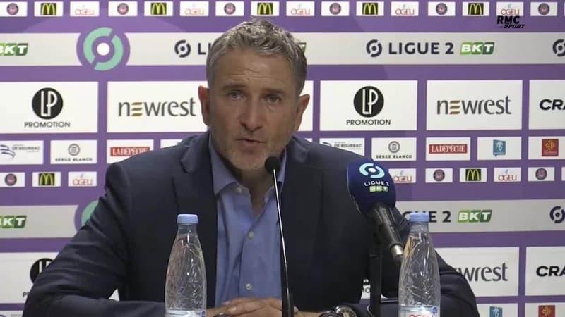 Ligue 2 / Toulouse 2-2 Ajaccio : Montanier en colère du nul mais ravi du retour du public