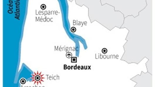 ACCIDENT DE LA ROUTE MEURTRIER EN GIRONDE