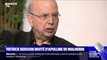Patrick Buisson était l'invité d'Apolline de Malherbe - 08/05