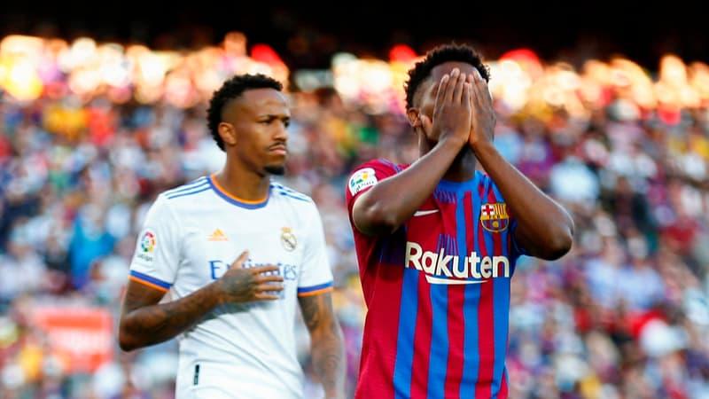 Barça-Real: en plus de la défaite, hécatombe de blessés dans les rangs barcelonais