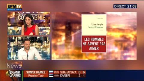 """Yann Moix revient sur son livre """"Les hommes ne savent pas aimer"""""""