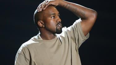 Kanye West, le 30 août 2015