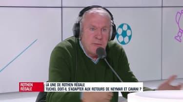 PSG : Luis Fernandez et Rothen demandent plus de respect pour Cavani