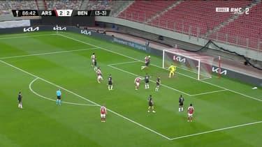 Arsenal-Benfica