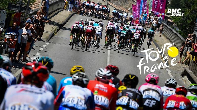 Tour de France (E10) : Pluie et vent vers Valence,