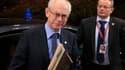 Le président du Conseil européen Herman Van Rompuy sera chargé de poursuivre les discussions entre les 27 pays de l'UE pour trouver un accord sur le budget 2014-2020 après l'échec du sommet de Bruxelles. /Photo prise le 23 novembre 2012/REUTERS/Yves Herma